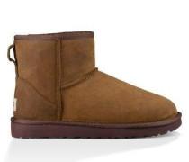 Classic Mini Leather Boot Damen Chestnut