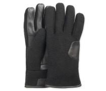 Fabric Smart Glove Herren Black