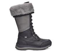 Winterstiefel Adirondack III Tall Warme Stiefel aus Leder in Schwarz