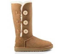 Bailey Button Triplet Ii Classic Boot Damen Chestnut