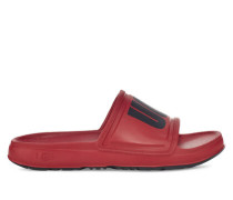 Wilcox Sliders für Herren in Samba Red