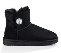 Mini Bailey Button Bling Classic Boot Damen Black