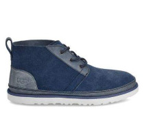 Neumel Unlined Leather Classic Boot Herren Pacific Blue