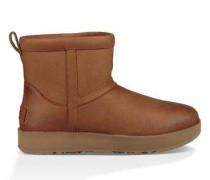 Classic Mini Leather Waterproof Boot Damen Chestnut