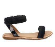 Fluff Springs Sandalen Damen Black