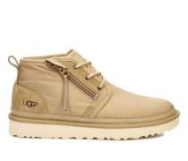 Neumel Zip Mlt Classic Boot Herren Military Sand