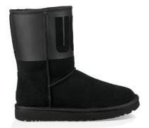 Classic Short Ugg Rubber Boot Damen Black