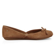 Lena Flat Loafers Damen Chestnut