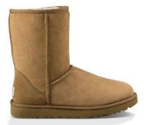 Classic Short Ii Boot Damen Chestnut