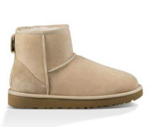 Classic Mini Ii Boot Damen Sand