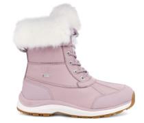 Adirondack III Fluff Warme Stiefel für Damen aus Leder in Pink Crystal