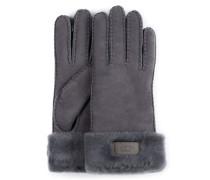 Turn Cuff Handschuhe für Daen in Charcoal
