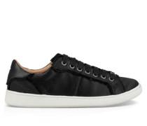 Milo Spill Seam Sneaker Damen Black