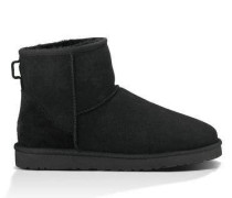Classic Mini Boot Herren Black
