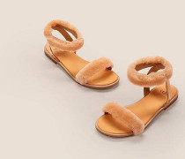 Fluff Springs Sandalen Damen Sunkissed