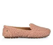 Hailey Fluff Loafer Damen Suntan