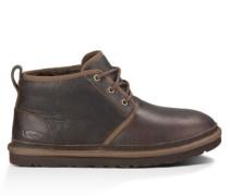 Neumel Classic Stiefel für Herren aus Leder in China Tea