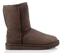 Classic Short Ii Boot Damen Chocolate