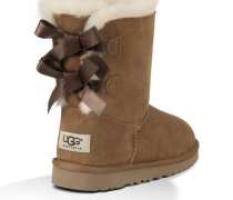 Stiefel Bailey Bow in Braun