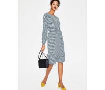 Holly Jersey-Kleid Blue Damen