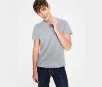 Vorgewaschenes T-Shirt Grey Herren