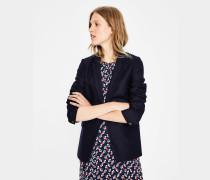 Winchester Tweed-Blazer Navy Damen