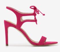 Katrina Pumps mit Schnürung Pink Damen