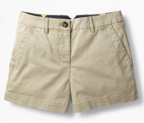 Rachel Chino-Shorts Natural Damen
