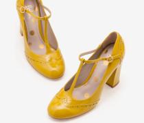 Lucinda Pumps Yellow Damen