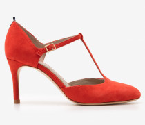 Whitney Pumps mit mittelhohem Absatz Red Damen