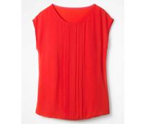 Dakota Jerseyshirt Red Damen