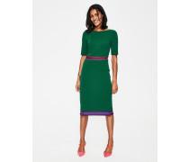 Kaia Ottoman-Kleid Green Damen