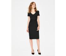 Madison Ponte-Kleid Black Damen