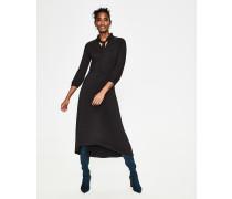 Rosa Jersey-Kleid Black Damen