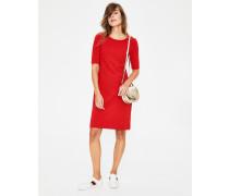Jemima Ottoman-Kleid Red Damen