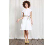 Sophia Hemdblusenkleid White Damen