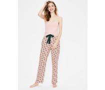 Suzie Pyjamahose Pink Damen