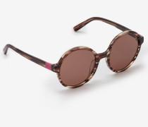 Althea Sonnenbrille Brown Damen