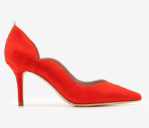 Madison Pumps Red Damen