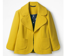 Sylvia Jacke Yellow Damen