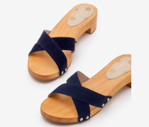 Orella Clogs Navy Damen
