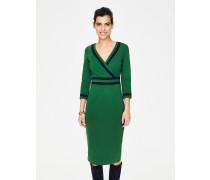 Nellie Ponte-Kleid Green Damen