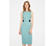 Primrose Ottoman-Kleid Blue Damen