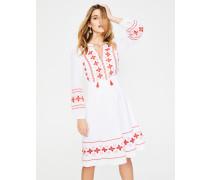 Marla Besticktes Kleid White Damen