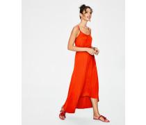 Jemma Jerseykleid Orange Damen