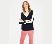 Violet Pullover Navy Damen