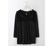 Wren Jerseyshirt Black Damen