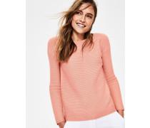Iona Lässiger Pullover Pink Damen