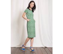 Phoebe Jerseykleid Green Damen
