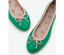 Ballerinas Green Damen